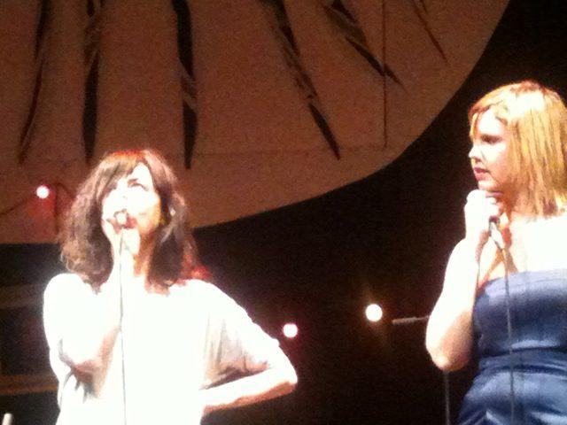 Live-Report : Claire-Lise fait entrer son public dans La chambre rouge au Zèbre de Belleville (29/02/2012)