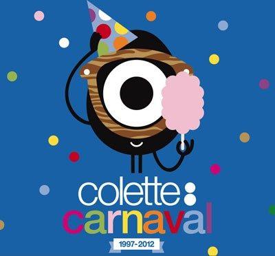 Colette fête ses 15 ans aux Tuileries