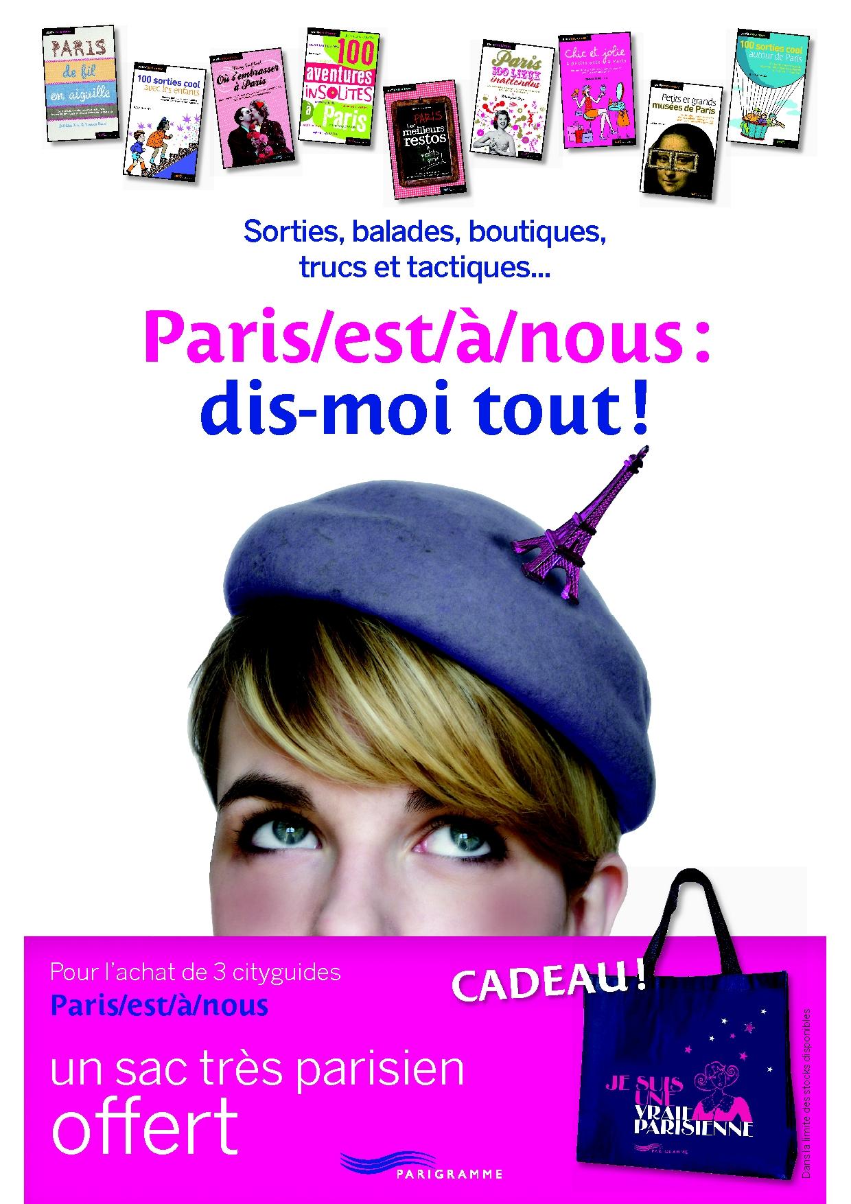 concours sacs Paris