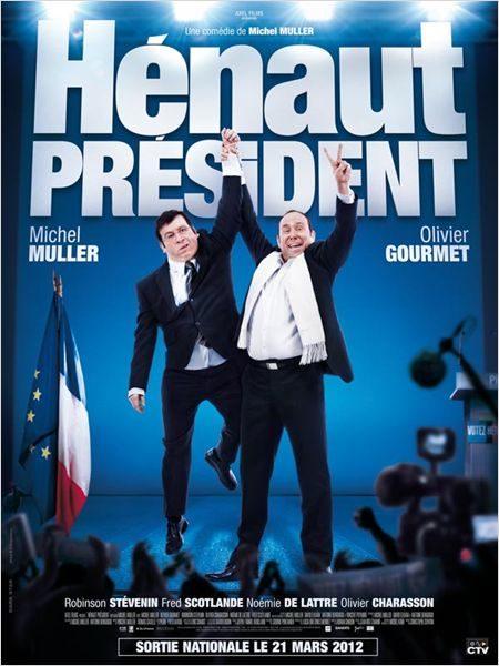 Hénaut Président : votez Michel Muller !