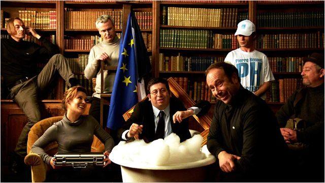 Hénaut Président : rencontre avec les acteurs Olivier Gourmet et Robinson Stévenin