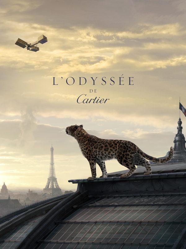 Une fresque cinématographique signée Cartier