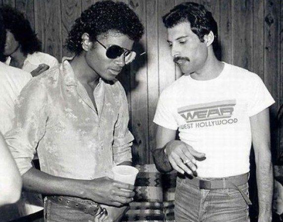 Freddie Mercury et Michael Jackson bientôt en duo