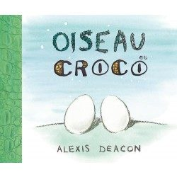 Oiseau et Croco d'Alexis Deacon