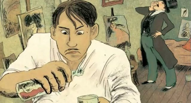 BD : Pablo, la biographie de Picasso en images