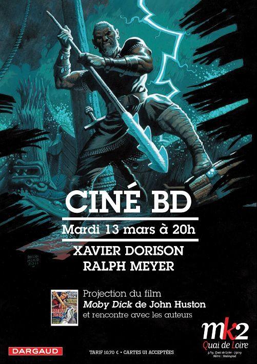 Asgard Tome 1: Pied de fer de Ralph Meyer et Xavier Dorison