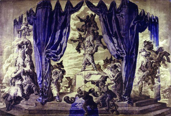 José Maria Sert, Le Titan à l'oeuvre au Petit Palais