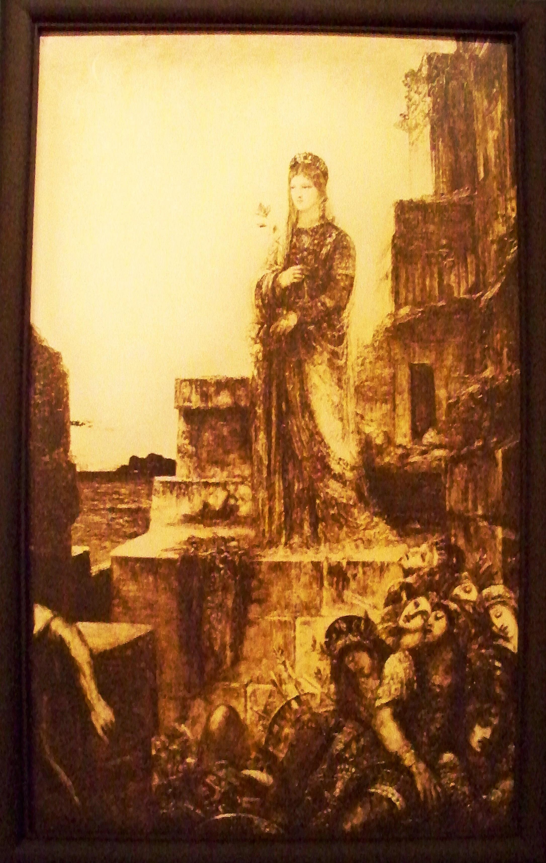 Hlne De Troie Chez Gustave Moreau ToutelacultureHlne