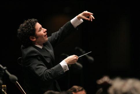 Gustavo Dudamel et Brahms à la Salle Pleyel