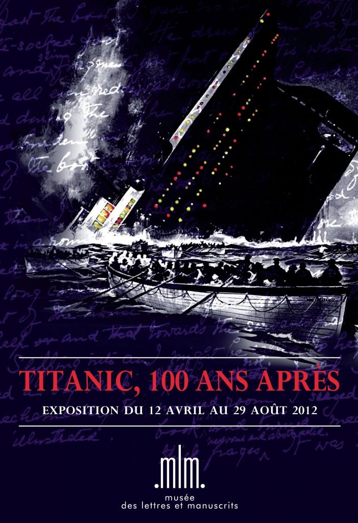 Le naufrage du Titanic en vrai