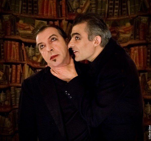 Dracula mon histoire… vampirise le Théâtre de la Huchette