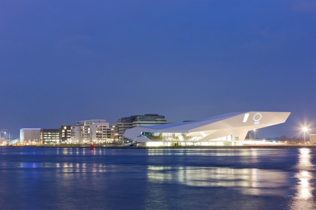 Avec son nouveau musée du film, Amsterdam jette un «EYE» vers le Nord