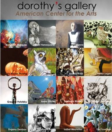 Vernissage suréaliste à la Dorothy's Gallery-American Center for the Arts