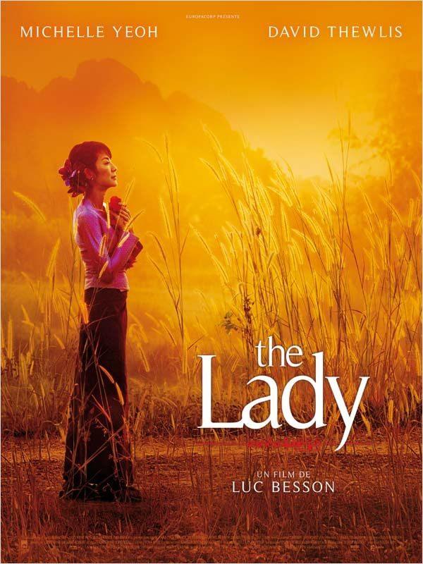 Sortie dvd: The Lady (Besson), hymne à la résistance et à Aung San Suu Kyi qui triomphe enfin en Birmanie