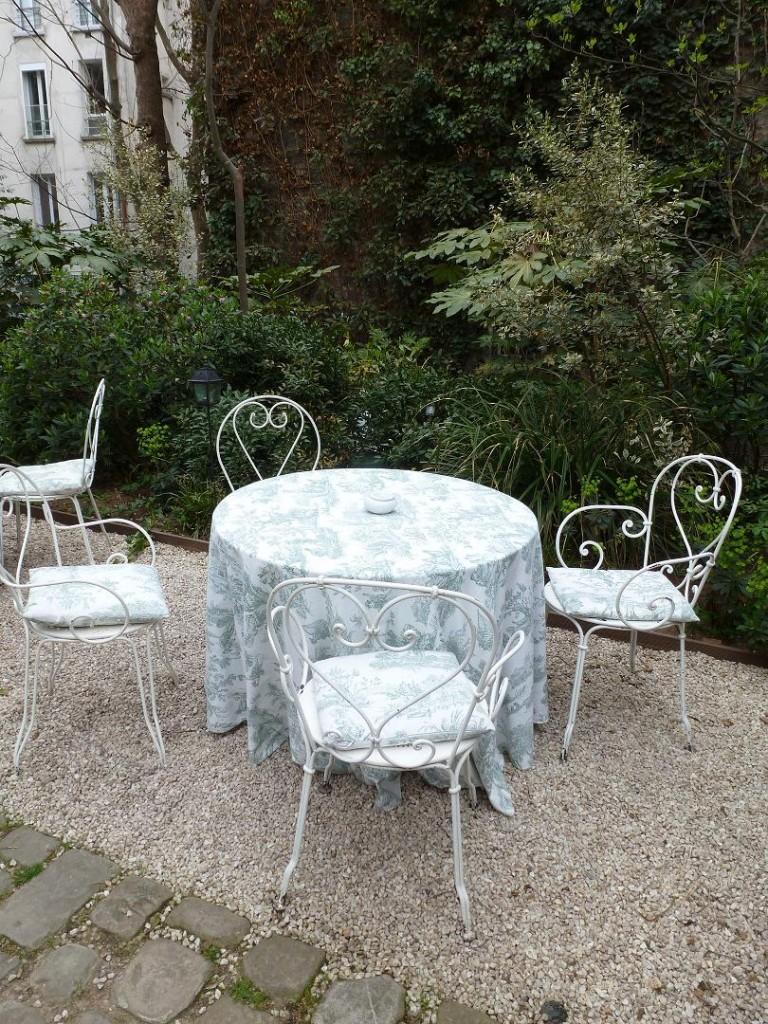 Une précieuse adresse : bruncher à l'Hôtel Particulier Montmartre