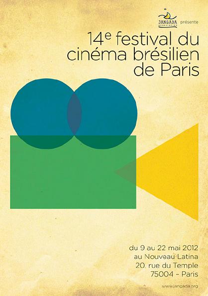 14ème édition du Cinéma Brésilien : du 9 au 22 mai 2012