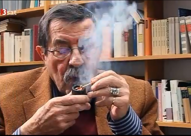 Gunter Grass accuse l'Occident d'hypocrisie