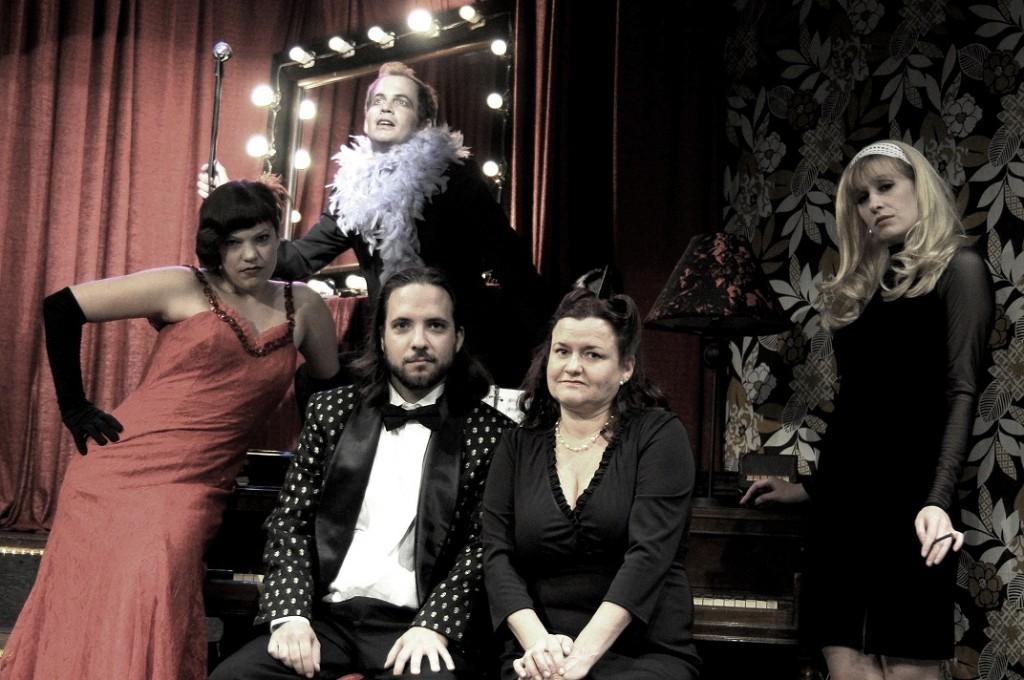 Me too I'm Catherine Deneuve, Pierre Notte en VO aux Dechargeurs