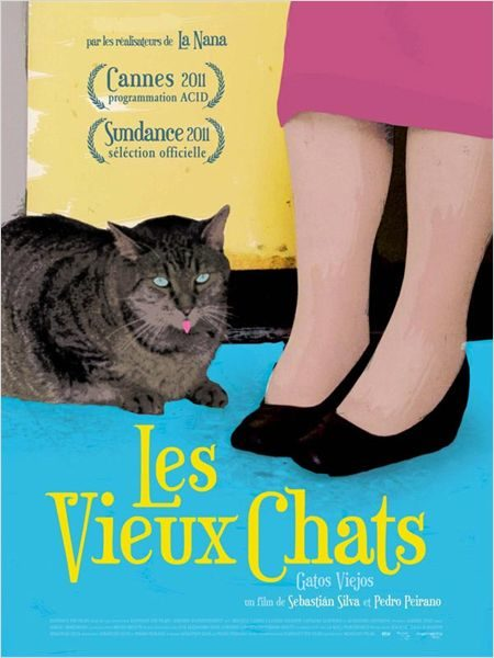 Les Vieux chats, huis clos chilien sur les blessures familiales