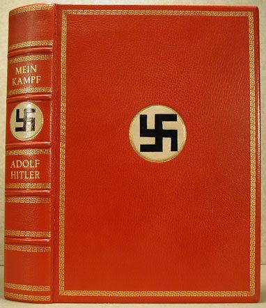Réédition de Mein Kampf