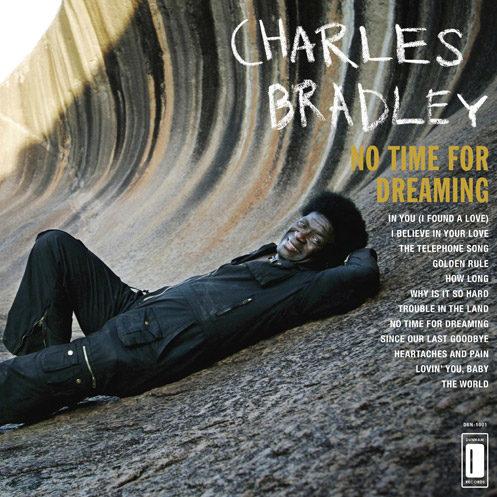 Charles Bradley le 26 avril à la Cigale