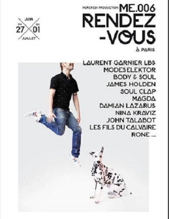 Rendez-vous, le festival électro de l'été parisien
