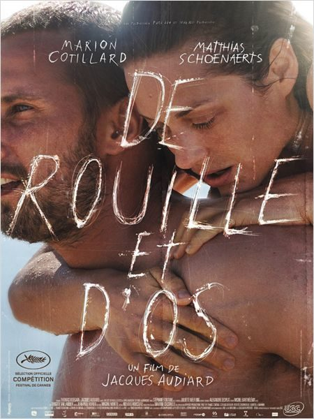 De Rouille Et d'Os, l'émotion de Jacques Audiard à Cannes
