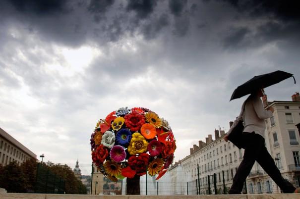 La biennale de l'art contemporain
