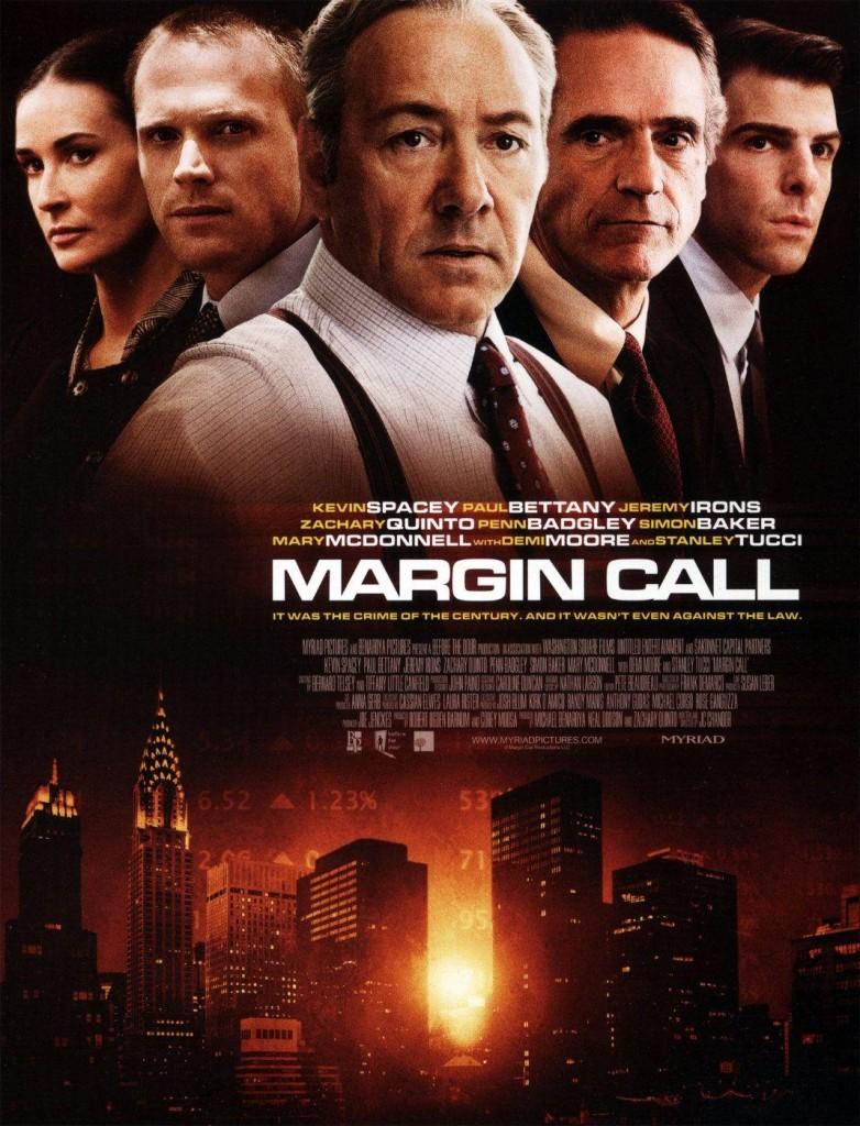 MARGIN CALL est la surprise cinéma de ce mois de mai