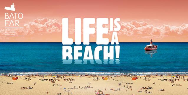 Voilà l'été ! La plage du Batofar ouvre ce soir
