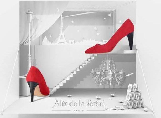 Rencontre avec Alix de La Forest, la créatrice qui vous permet de composer vous mêmes vos souliers