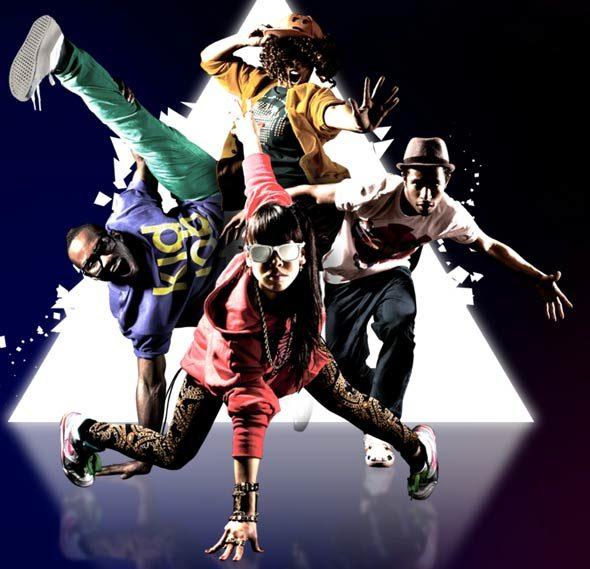 Blaze, le show streetdance!