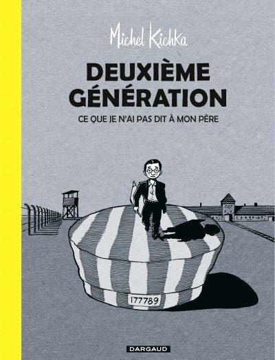 BD : le roman graphique de Michel Kichka