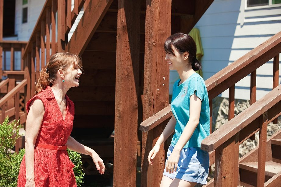 Cannes 2012 : In another Country, Hong Sangsoo fait jouer Isabelle Huppert