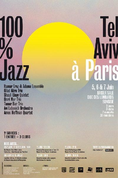 Jazz : Tel-Aviv s'invite à Paris- Gagnez vos places
