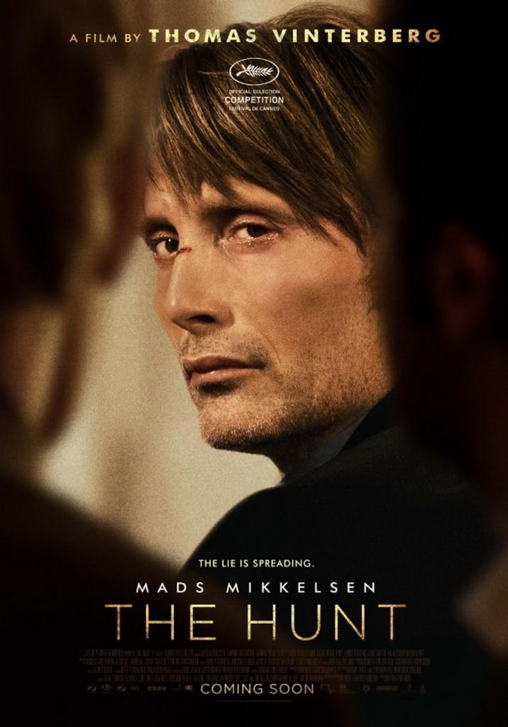 Mads Mikkelsen : prix d'interprétation masculine