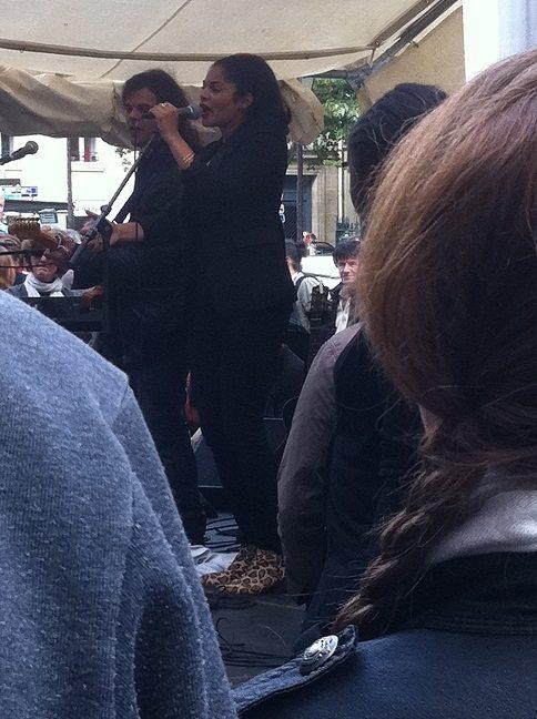 Ndidi O coup de coeur blues à Saint Germain des Prés