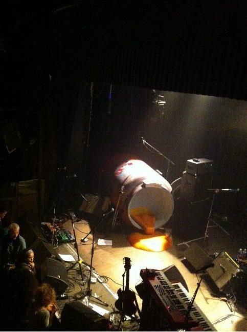 Live report du 23 mai : Concert d'Ours au Divan du Monde