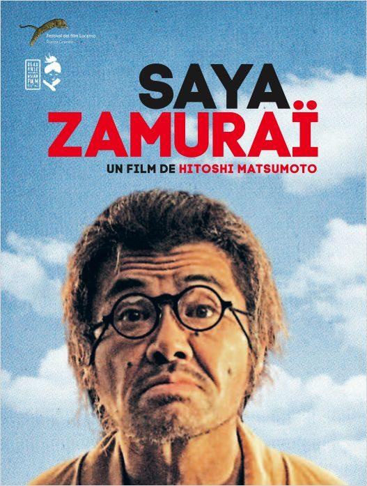 Saya Zamuraï : l'humour absurde en guise de katana