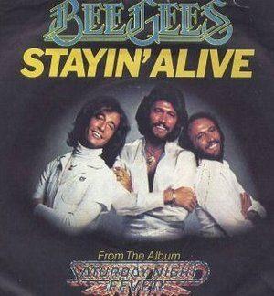 Décès de Robin Gibb des Bee Gees