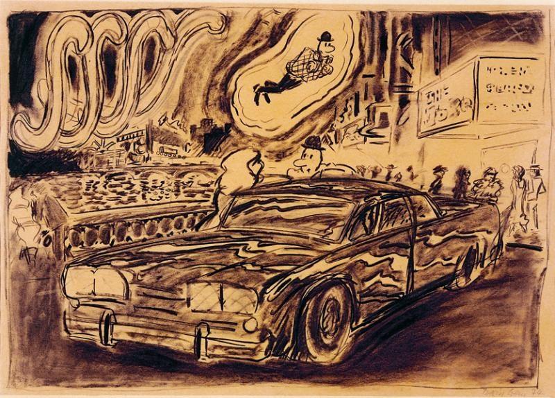 L'artiste suisse David Weiss de Fischli et Weiss est mort