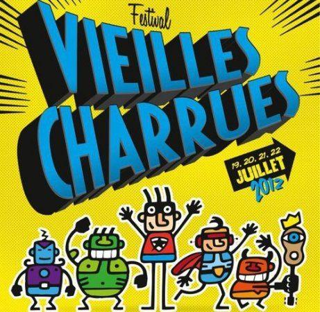 Programmation complète des Vieilles Charrues 2012