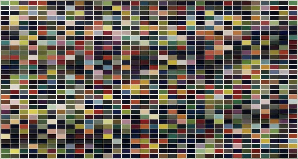 Gerhard Richter à Beaubourg : sublime panorama