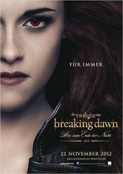 Twilight 5 «Révélation» de la Bande Annonce!