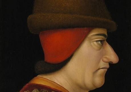 Un profil de Louis XI aux enchères chez Sotheby's