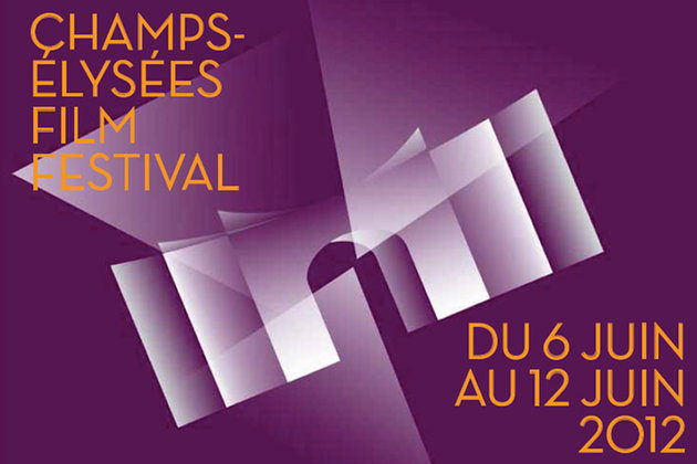 Champs-Elysées Film Festival, 6 au 12 juin 2012