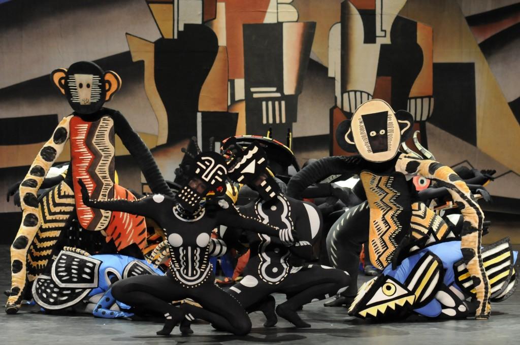 <em></noscript>La Création du monde</em> selon Faustin Linyekula : qu'est-ce qu'un «ballet nègre» ?