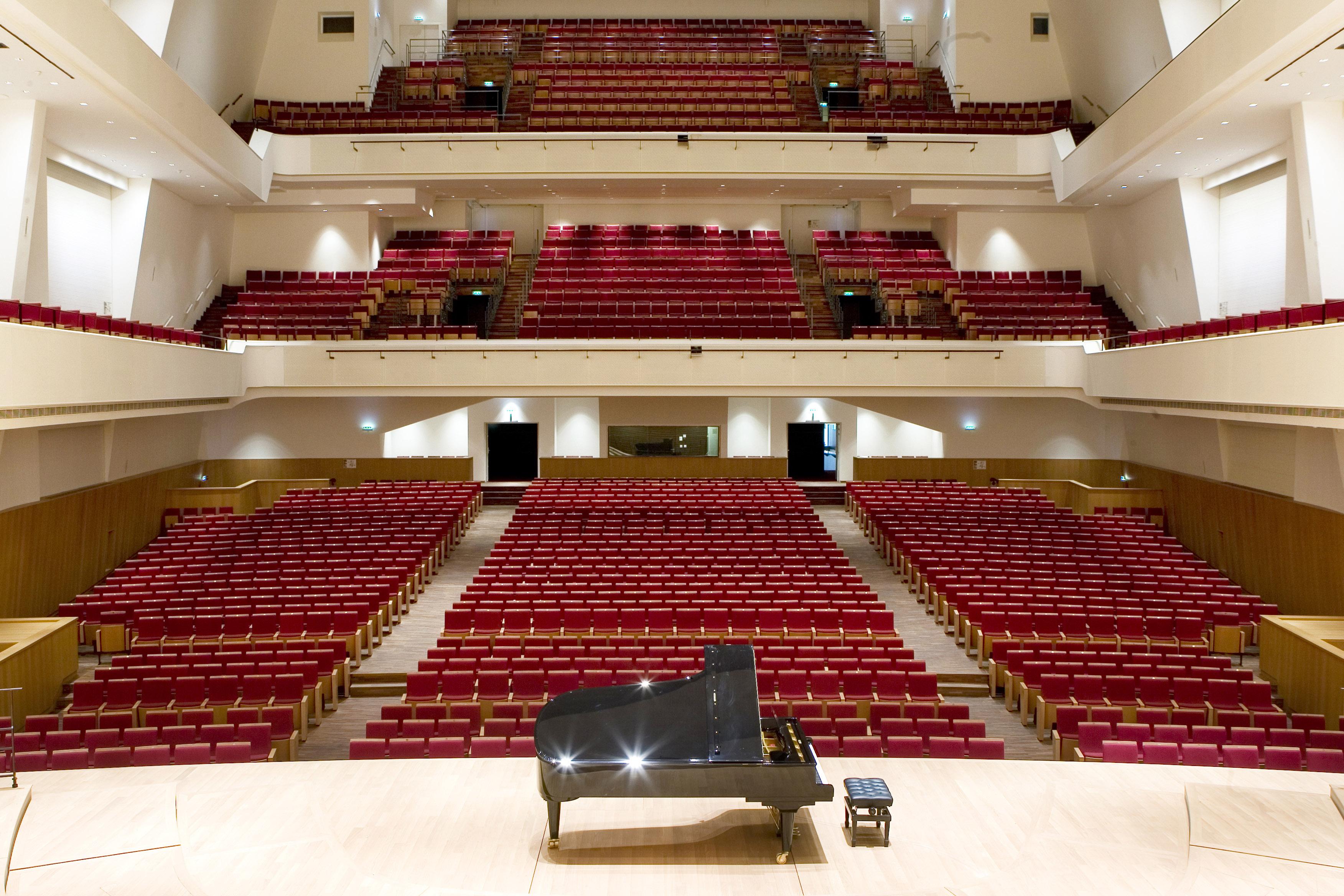 La Salle PleyelParis, ao?t 2006