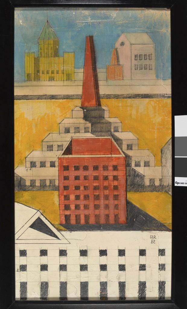 La Tendenza : le Centre Pompidou fait le point sur l'architecture italienne de la deuxième moitié du 20ème siècle