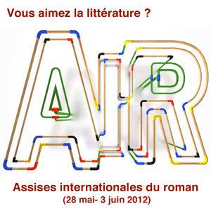 Les assises internationales du roman : échanges littéraires à Lyon